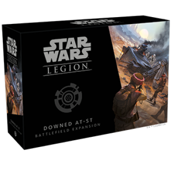 Star Wars Legion: Downed Zerstörter AT-ST Battlefield Expansion - DE - Fantasy Flight Games