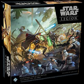 Star Wars Legion: Clone Wars Core Set - DE - Fantasy Flight Games