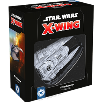 Star Wars X-Wing 2nd Edition VT-49 Decimator Expansion Pack - EN