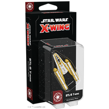 Star Wars X-Wing: BTL-B Y-Wing Flügler Expansion Pack - DE
