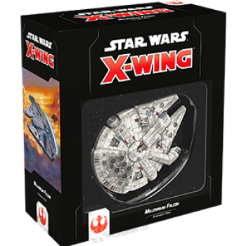 Star Wars X-Wing 2nd Edition Millennium Falcon Expansion Pack - EN