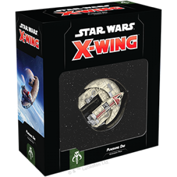 Star Wars X-Wing: Punishing One Vollstrecker Eins Expansion Pack - DE