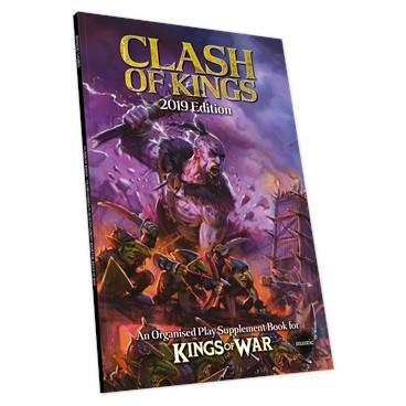 Clash of Kings 2019 (English) - Erweiterung - Kings of War