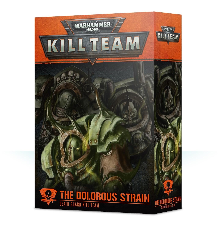 Kill Team: The Dolorous Strain – Death Guard Kill Team (Englisch) - Warhammer 40K - Games Workshop
