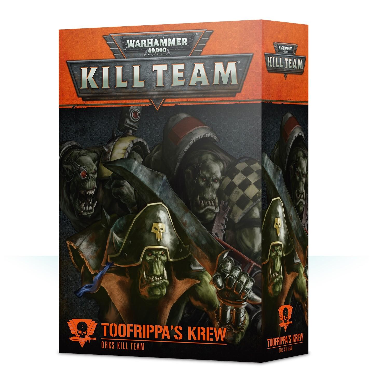 Kill Team: Toofrippa's Krew – Orks Kill Team (Englisch) - Warhammer 40K - Games Workshop