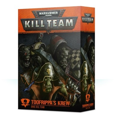 Kill Team: Zahnreißas Piratenz – Kill Team der Orks - Warhammer 40K - Games Workshop