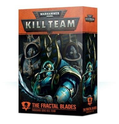 Kill Team: The Fractal Blades – Thousand Sons Kill Team (Englisch) - Warhammer 40K - Games Workshop