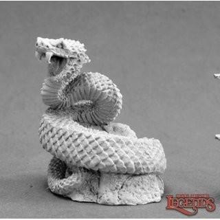Giant Snake - Dark Heaven Legends - Reaper Miniatures