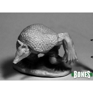 Werearmadillo - Bones - Reaper Miniatures
