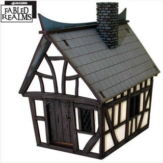 Mordanburg Backstreet Building 2 - Fabled Realms - 4Ground