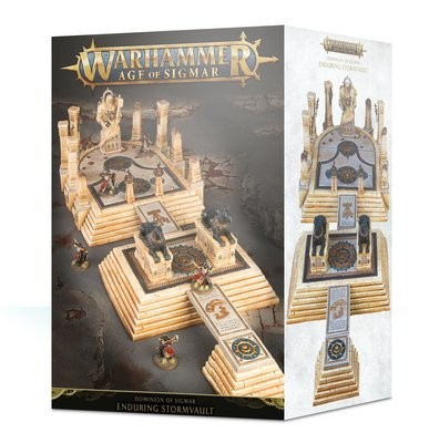 Dominion of Sigmar: The Enduring Stormvault - Warhammer Age of Sigmar Gelände - Games Workshop