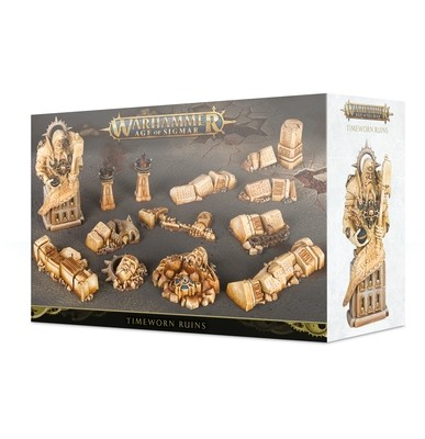 Dominion of Sigmar: Timeworn Ruins - Warhammer Age of Sigmar Gelände - Games Workshop