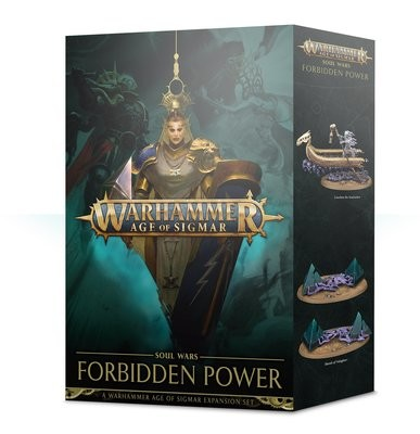 Soul Wars: Forbidden Power Verbotene Macht (Deutsch) - Games Workshop