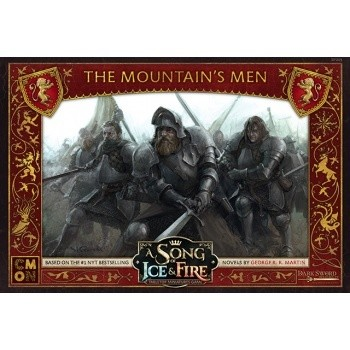 A Song Of Ice And Fire - Mountain's Men - EN