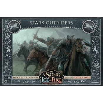 A Song Of Ice And Fire - Stark Outriders - EN