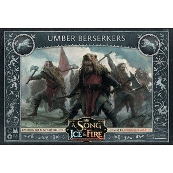 A Song Of Ice And Fire - Umber Berserkers - EN