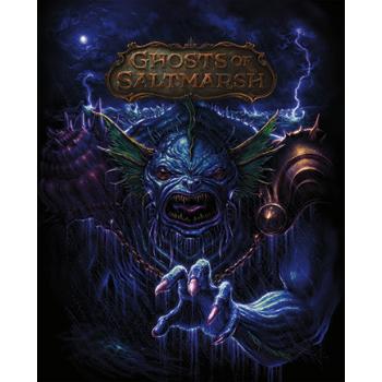 D&D Dungeons&Dragons - Ghosts of Saltmarsh Limited Edition Alternate Cover - EN