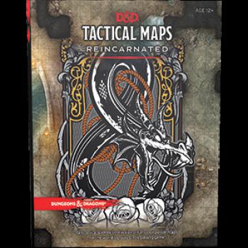 Dungeons & Dragons D&D Tactical Maps Reincarnated - EN