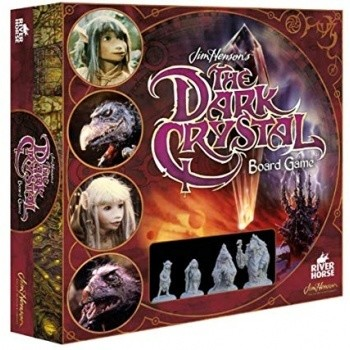 Jim Henson's The Dark Crystal: Board Game - EN - Brettspiel