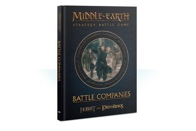 Middle-earth™ Strategy Battle Game: Battle Companies (Englisch) - Lord of the Rings - Herr der Ringe - Hobbit - Games Workshop
