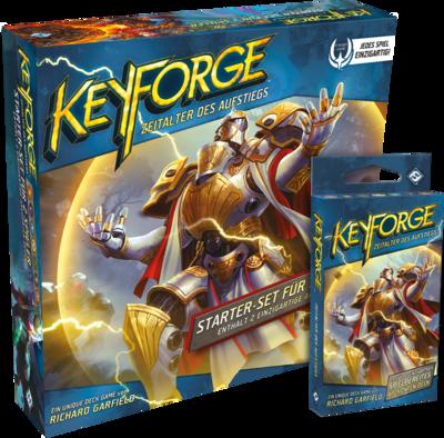 KeyForge: Age of Ascension 2 Player Starter Set - ENGLISH