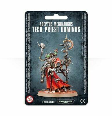 ADEPTUS MECHANICUS TECH-PRIEST DOMINUS - Warhammer 40.000 - Games Workshop