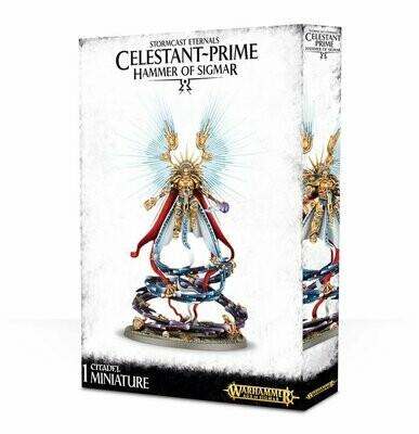 CELESTANT-PRIME HAMMER OF SIGMAR - Warhammer Age of Sigmar - Games Workshop