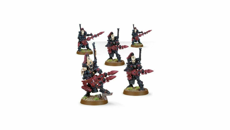 Dark Reapers Craftworlds Khaindar - Warhammer 40.000 - Games Workshop