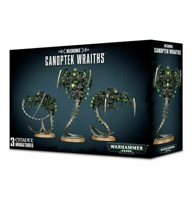 Necrons Canoptek Wraiths - Warhammer 40.000 - Games Workshop