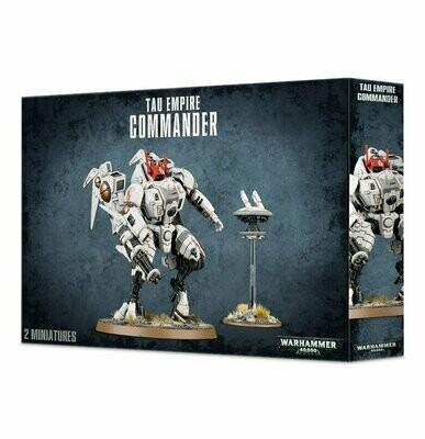 Tau Empire Commander - Warhammer 40.000 - Games Workshop