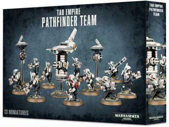Tau Empire Pathfinder Team - Warhammer 40.000 - Games Workshop