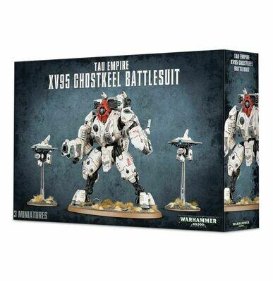 Tau Empire XV95 Ghostkeel Battlesuit - Warhammer 40.000 - Games Workshop