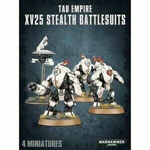XV25 Stealth Battlesuits Tau Empire - Warhammer 40.000 - Games Workshop