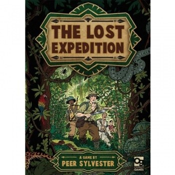 The Lost Expedition - English