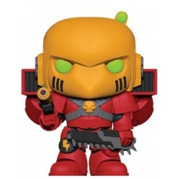 Funko POP! Warhammer 40K - Blood Angels Assault Marine Vinyl Figure 10cm