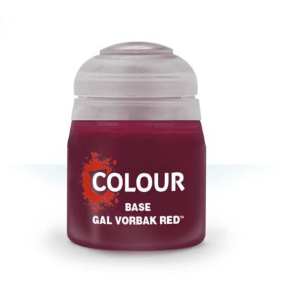 BASE: GAL VORBAK RED (12ML) - Citadel Base - Games Workshop