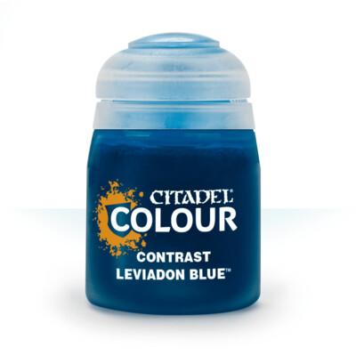 CONTRAST: LEVIADON BLUE (18ML) - Citadel Contrast - Games Workshop