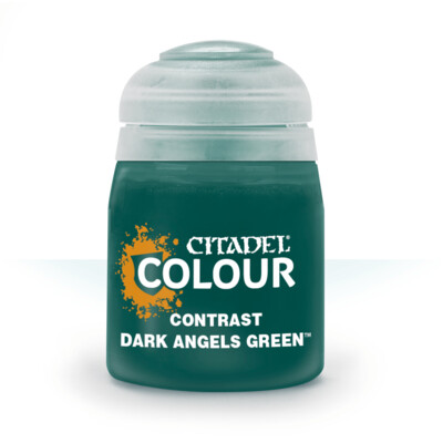 CONTRAST: DARK ANGELS GREEN (18ML) - Citadel Contrast - Games Workshop