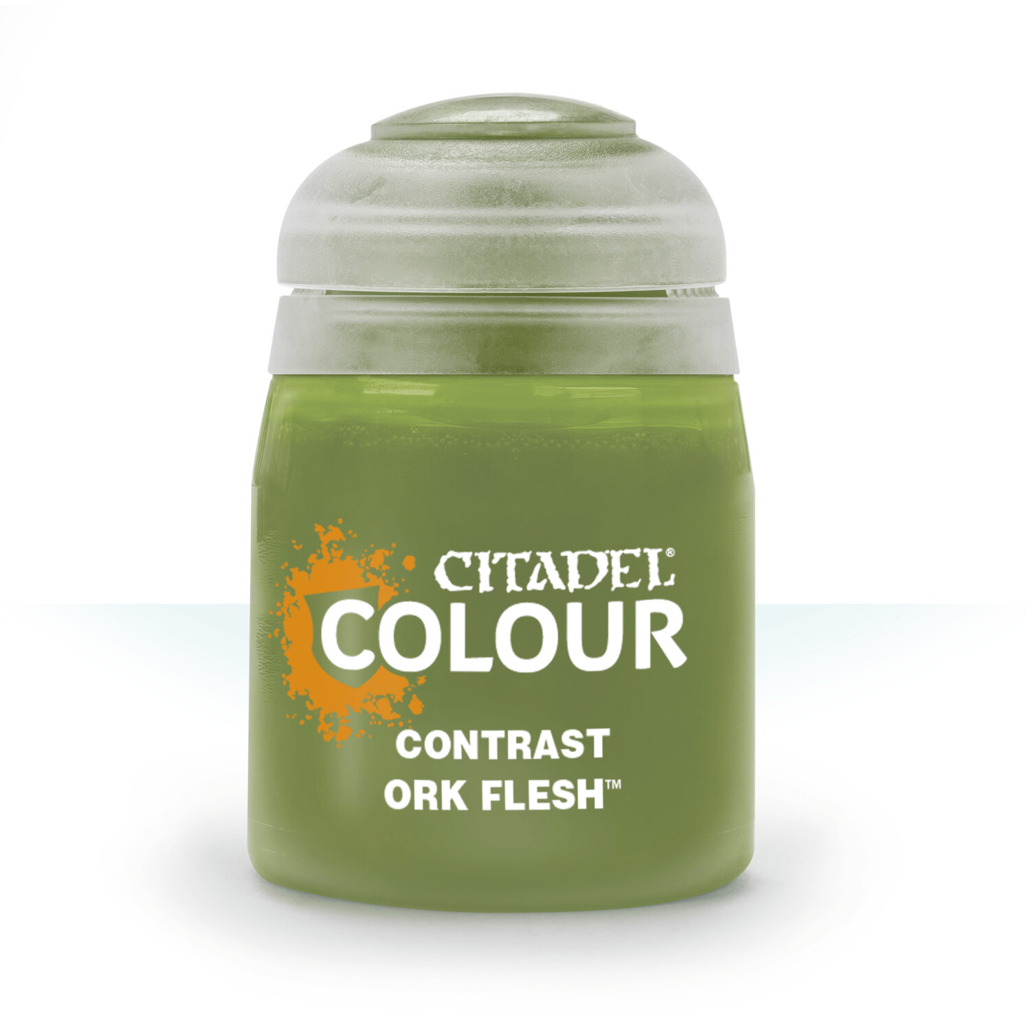 CONTRAST: ORK FLESH (18ML) - Citadel Contrast - Games Workshop