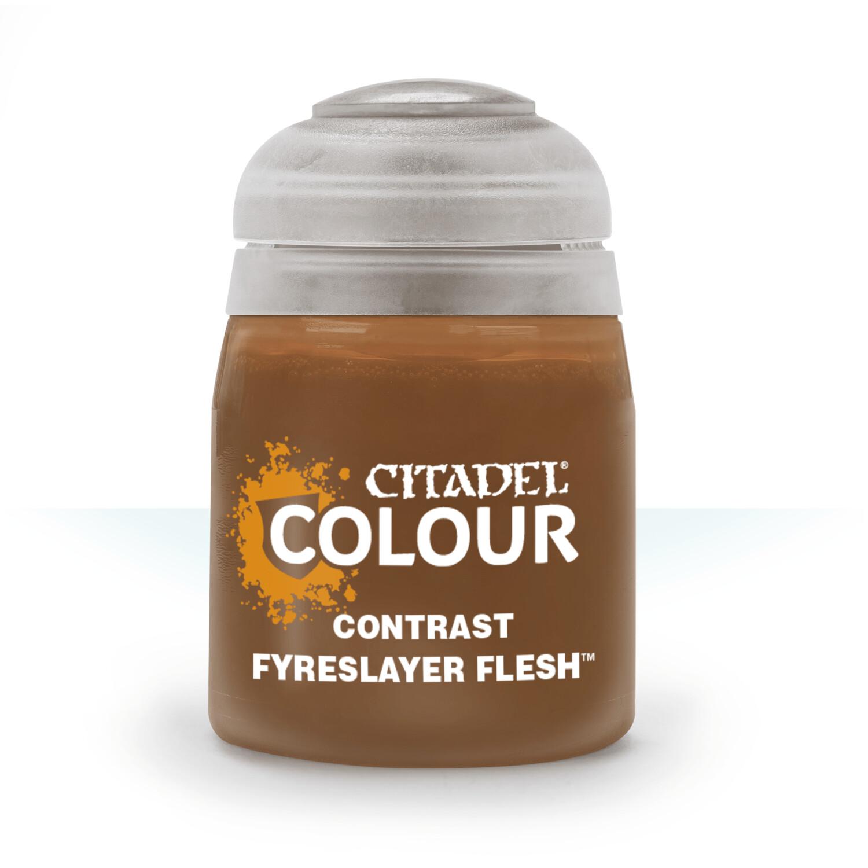 CONTRAST: FYRESLAYER FLESH (18ML) - Citadel Contrast - Games Workshop