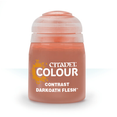CONTRAST: DARKOATH FLESH (18ML) - Citadel Contrast - Games Workshop