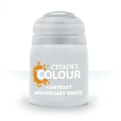 CONTRAST: APOTHECARY WHITE (18ML) - Citadel Contrast - Games Workshop