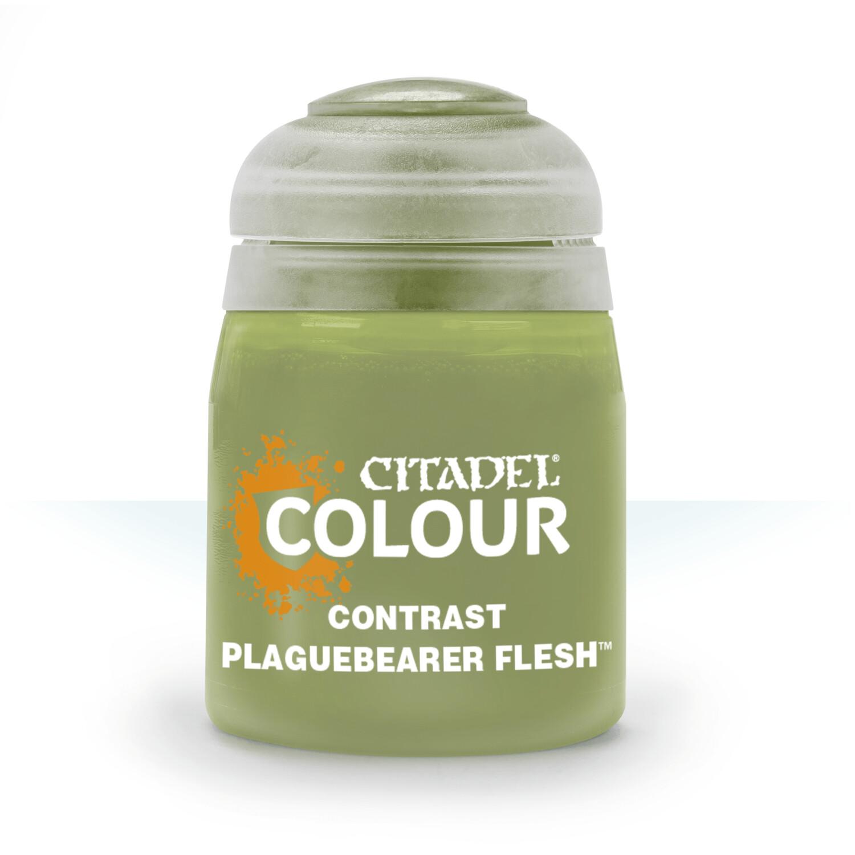 CONTRAST: PLAGUEBEARER FLESH (18ML) - Citadel Contrast - Games Workshop
