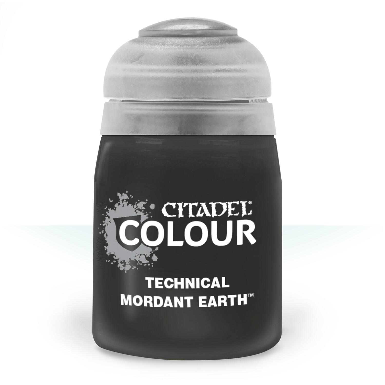 TECHNICAL: MORDANT EARTH (24ML) - Citadel - Games Workshop
