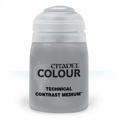 TECHNICAL: CONTRAST MEDIUM (24ML) - Citadel - Games Workshop