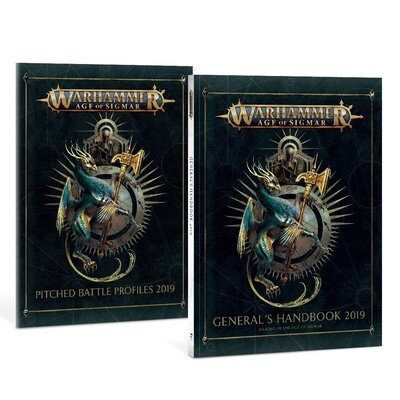 Warhammer Age of Sigmar: General's Handbook 2019 (Englisch) - Games Workshop