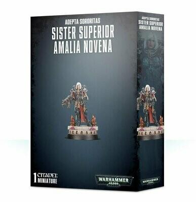 MO: Sister Superior Amalia Novena - Adepta Sororitas - Warhammer 40.000 - Games Workshop