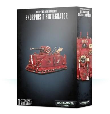Skorpius Disintegrator - Warhammer 40.000 - Games Workshop