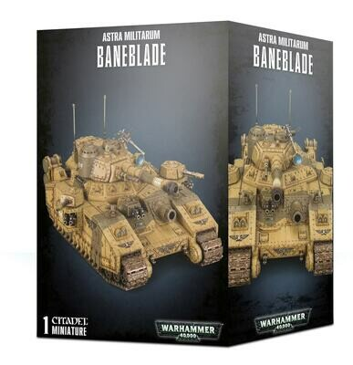 Astra Militarum Baneblade - Warhammer 40.000 - Games Workshop