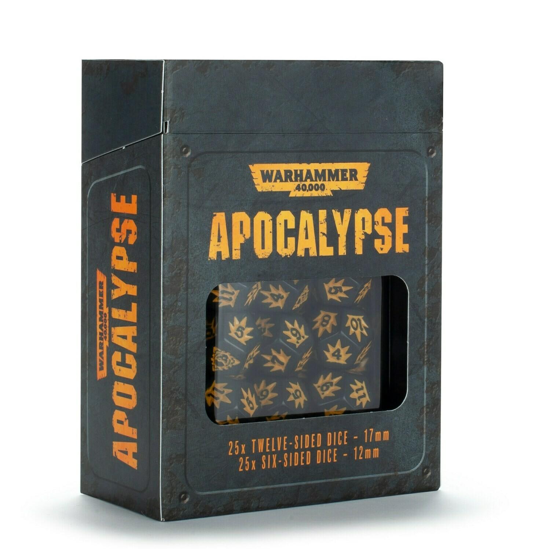 Apocalypse-Würfel Dice - Warhammer - Games Workshop